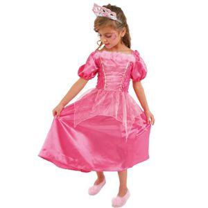 DÉGUISEMENT - PANOPLIE CESAR - B432-003 - Robe PANOPLIE princesse Rose -D