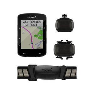 GPS PEDESTRE RANDONNEE  GARMIN Edge 520 Plus Sensor Bundle