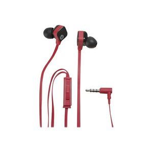 CASQUE - ÉCOUTEURS HP In-Ear Stereo Headset H2310 (Ruby Red)
