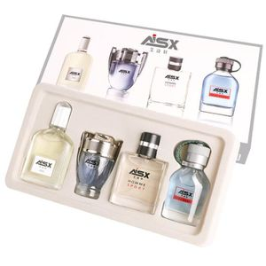 EAU DE PARFUM Parfum Homme lot de 4 bouteilles Set Coffret Cadea