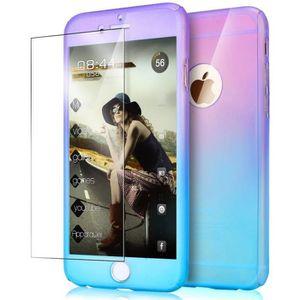 coque iphone 7 rigide bleu