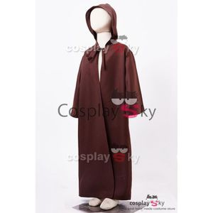 DÉGUISEMENT - PANOPLIE Star Wars Kenobi Jedi Cape Cosplay Costume Enfant
