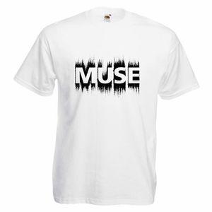 T-SHIRT T-shirt Homme Muse T-shirt  100% coton LaMAGLIERIA