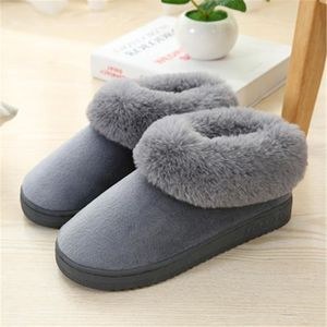Chiot Chaussures Homme 2018 Hiver Bande dessinée mignonne Chausson Extravagant Fluffy Peluche courte Chaussure Taille 41-47 utUD4