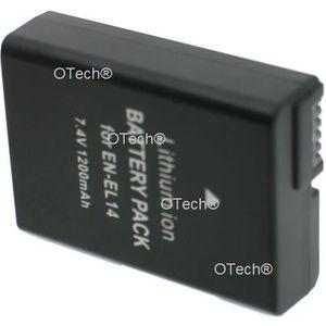 BATTERIE APPAREIL PHOTO Batterie pour NIKON D3300