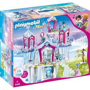UNIVERS MINIATURE PLAYMOBIL 9469 - Magic - Palais de Cristal - Nouve