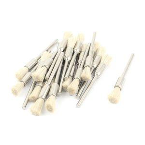 CAROTTEUSE Poils Blancs Pour Mandrin 23mm-Stylo Brosse De Net
