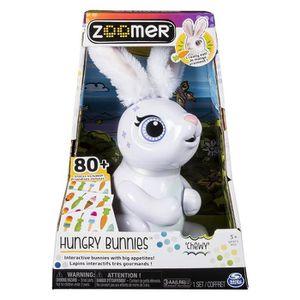 ROBOT - ANIMAL ANIMÉ ZOOMER Hungry Bunnies - Chewy - 6046698 - Animal i