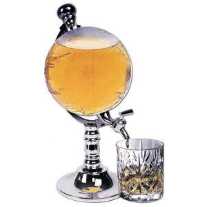 GLOBE TERRESTRE TEMPSA Machine de Bière A Pression en Forme de Glo
