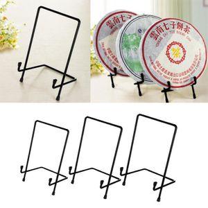 Pour Assiette Carte Support Présentoir Moderne Stand//Chevalet Transparent