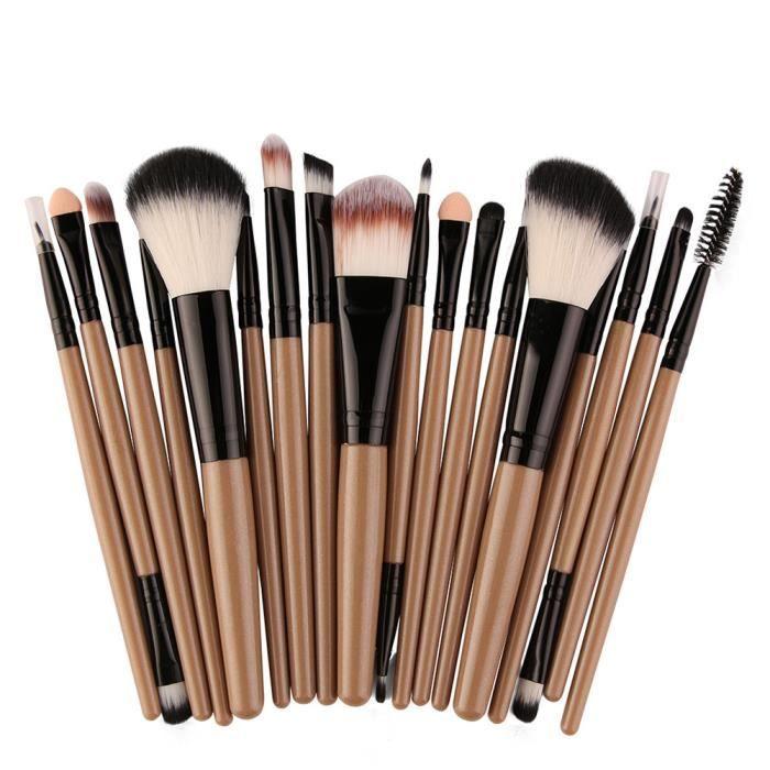 18 jeux de pinceaux de maquillage LZC70728582_118
