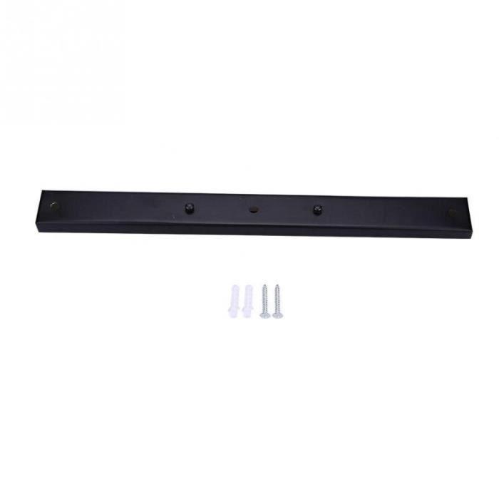 Plafonnier LED suspendu rectangulaire, plaque de montage, décoration de salon TAMIS - KYS00442