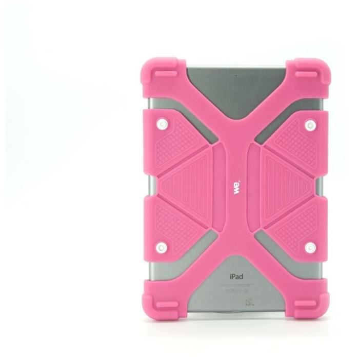 WE Protection universelle en silicone pour tablette 10\