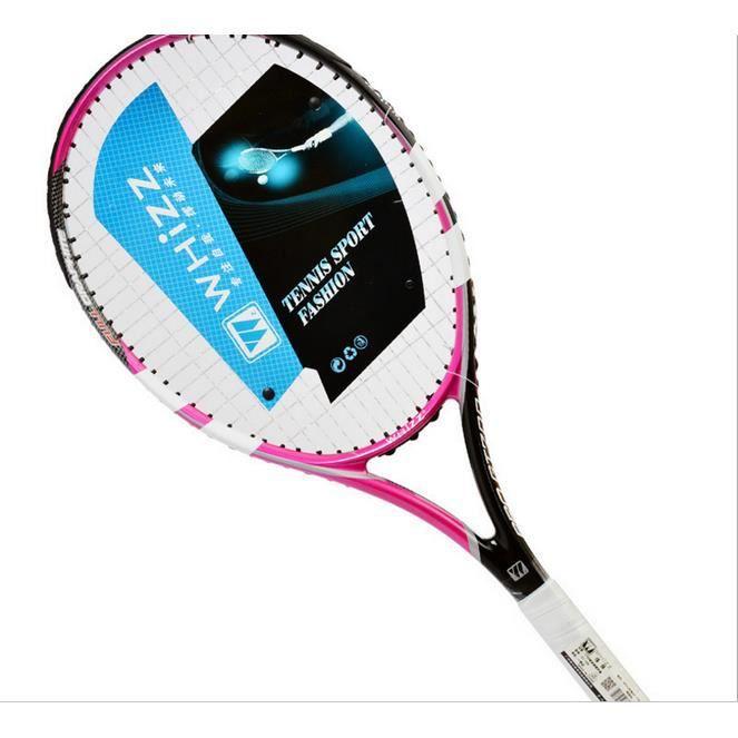 M107-1 Full carbon tennis racket Carbon fiber handle Full carbon integrated handle