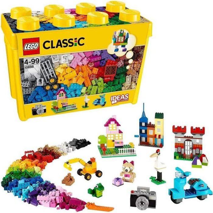Boîte de briques créatives deluxe lego®