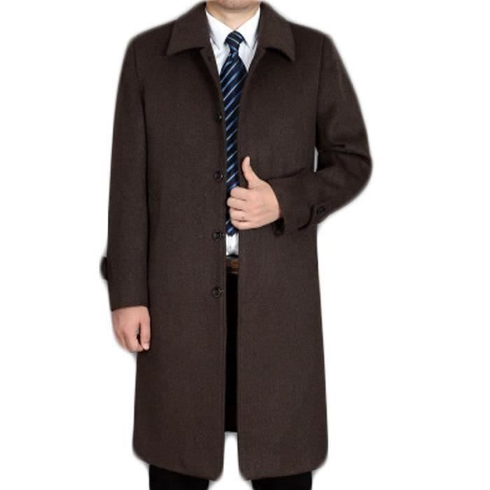 trench homme fashion style XS
