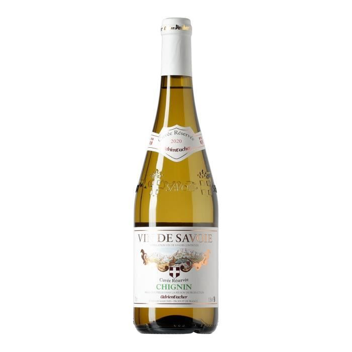 A. Vacher 2016 Chignin - Vin blanc de Savoie