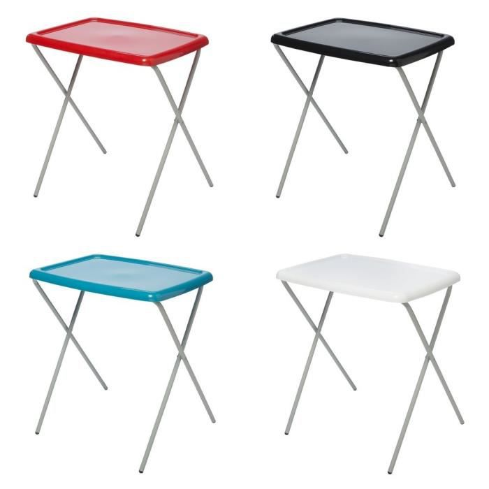 Tables Dappoint Table D Appoint Pliante Blanc Achat Vente