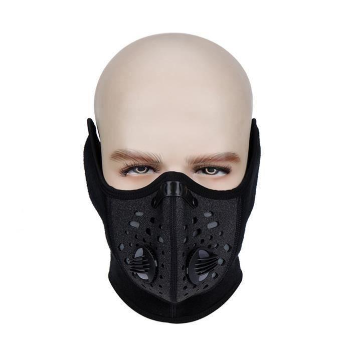 masque anti pollution bouche
