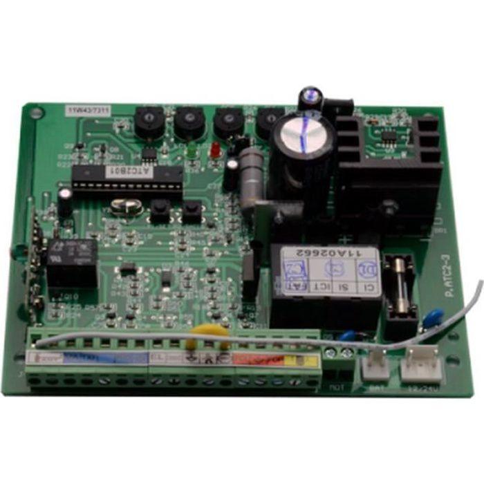 Carte Electronique Extel C2 C2n Atc2 Achat Vente Motorisation Portail Carte Electronique Extel C2 Cdiscount