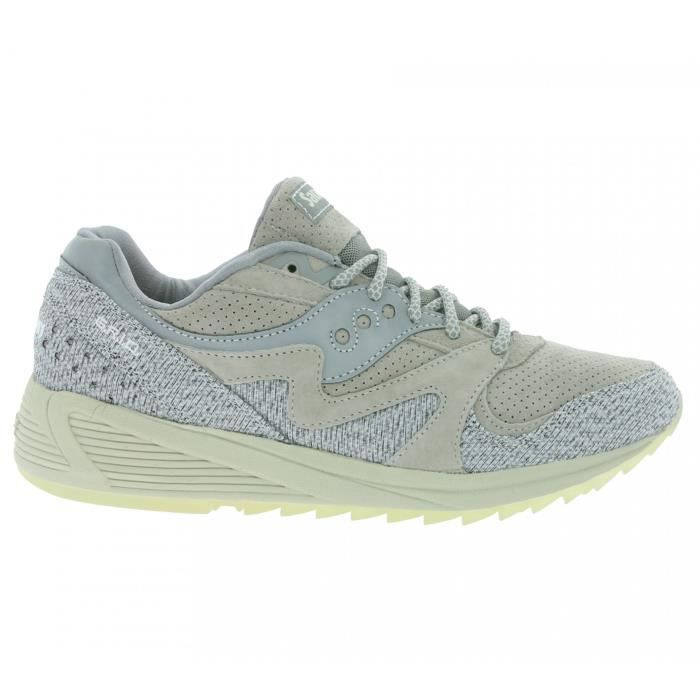 "Saucony Grid 8000 ""Dirty Snow II Pack"" Hommes Sneaker Gris S70306-1"