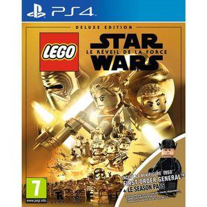 JEU PS4 LEGO Star Wars : Le Réveil de la Force - Deluxe Ed