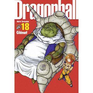 MANGA Dragon Ball perfect edition Tome 18