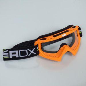 LUNETTES - MASQUE Masque lunette ADX MX orange fluo mat écran clair