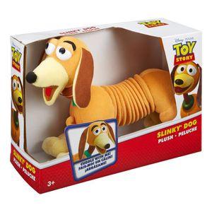 PELUCHE disney pixar jouet histoire chien en peluche E1R7L
