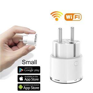 PRISE  Mini Standard 10A ue prise Wifi intelligente fonc