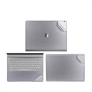 HOUSSE PC PORTABLE Version For surface book2 15 - Argent - Autocollan