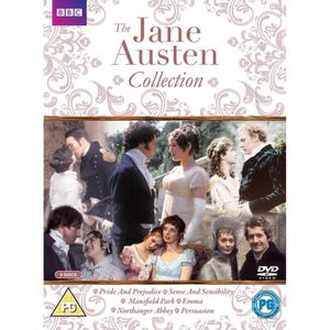DVD FILM DVD - Jane Austen Collection (Repackaged) [Import