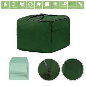 HOUSSE DE RANGEMENT Gardenista® vert Grand sac de rangement pour couss