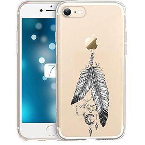iPhone 6S OnlyCase Coque iPhone 6 Licorne Rose Premium /él/égant Effet Lumineux TPU Doux Etui de Choc,Noctilucent /Étui Green Glow dans Le Noir Bumper R/ésistant Anti Choc Anti Rayure