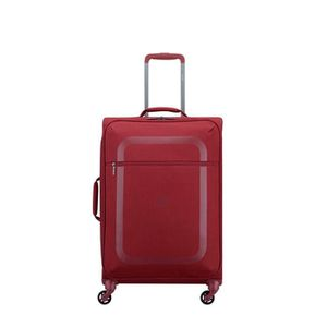 VALISE - BAGAGE Valise souple Dauphine 3 4 roues 66 cm ROUGE 04