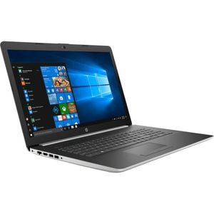 "Top achat PC Portable HP PC Portable - 17-ca1017nf - 17,3"" HD+ -  Ryzen 3 3200U - 4Go - 1To HDD + 128Go SSD - AMD Radeon Vega Integrated Graphics - Win 10 pas cher"