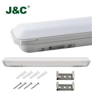 APPLIQUE  J&C® 60CM 12W Réglettes LED Etanche IP65 Eclairage