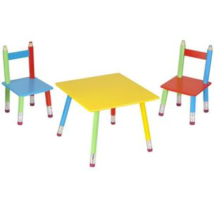 Table chaise b b achat vente table chaise b b for Table et chaise bebe 2 ans