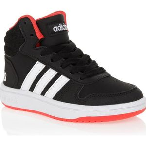 on sale c7466 3149f BASKET ADIDAS Baskets Montante Hoops Mid 2.0 - Junior - N