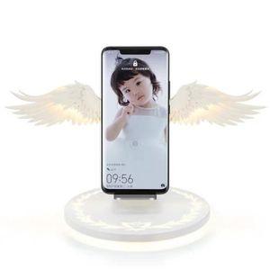 CHARGEUR TÉLÉPHONE Aile d'ange -Chargeur sans Fil, Qi Wireless Charge