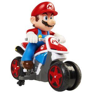 RADIOCOMMANDE POUR DRONE MARIO Moto Mario RC
