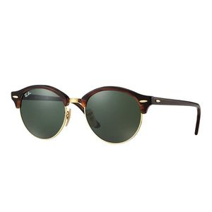 LUNETTES DE SOLEIL Ray-Ban RB 4246 990 - Clubround | 51-19mm | Lunett