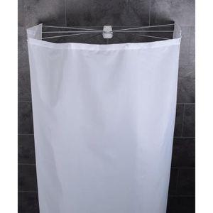 RIDEAU DE DOUCHE Cabine de douche pliable Ombrella Madison avec rid