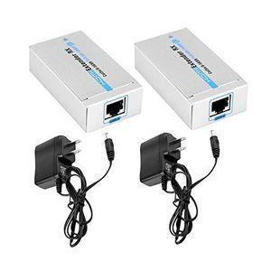 CÂBLE TV - VIDÉO - SON - ANQ-E60 60M HDMI Extender HDMI 1080p 3D Emetteur