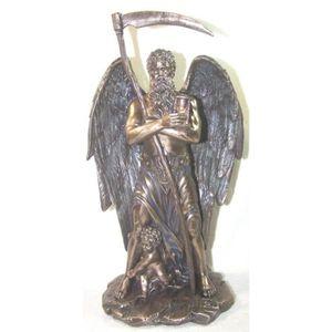 Statuette Veronese Dieu Chronos - Décoration grecque antique ...