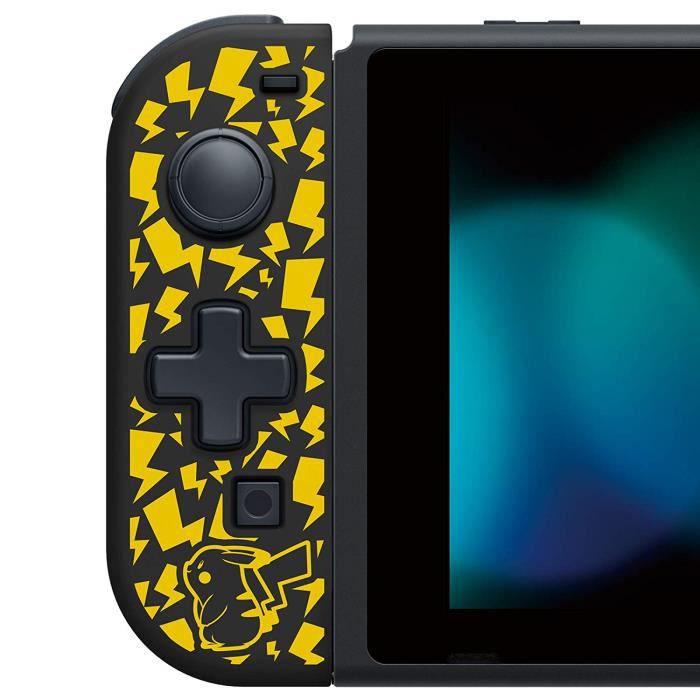 HORI Nintendo Switch JoyCon Pokemon - Sous licence officielle de Nintendo & Pokemon