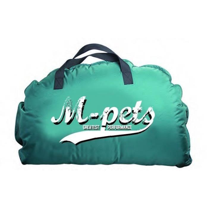 M-PETS - Coussin Bilbao - Bleu - XL - Pour chien