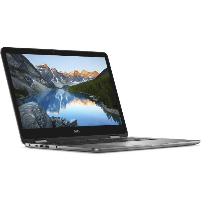 Ordinateur Portable - DELL Inspiron 17-7773 - 17,3 pouces FHD - Core i7-8550U - RAM 16Go - Stockage 512Go SSD - MX150 2Go - Windows