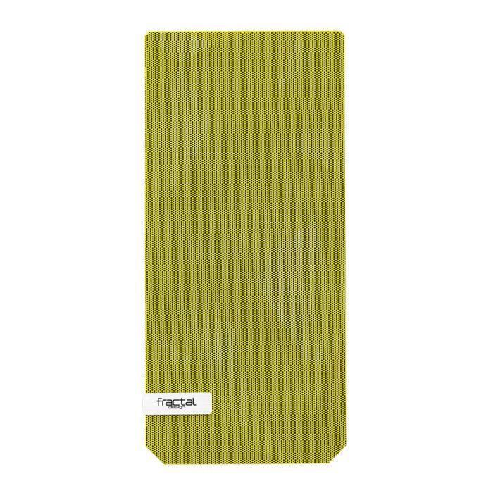 Fractal Design Color Mesh Panel pour Meshify C (Jaune) - Façade type Mesh pour boitier Meshify C ( Catégorie : Accessoire pour