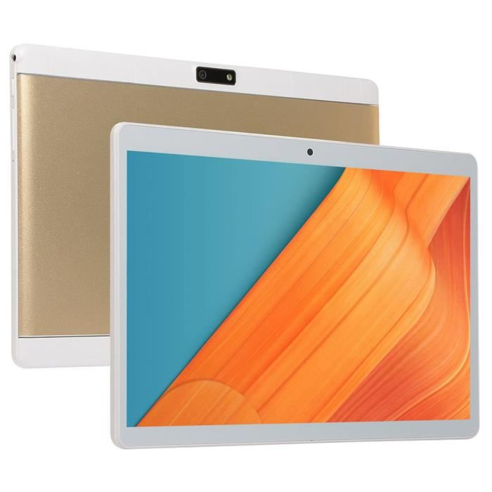 10 pouces tablette ordinateur 1+16G sans fil Gps Android